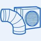 Воздуховоды  и вентиляционные решетки